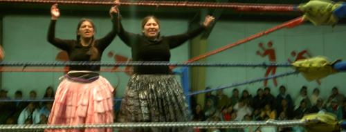 Lucha Libre El Alto